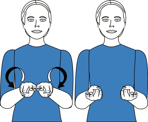 sign language for hatch