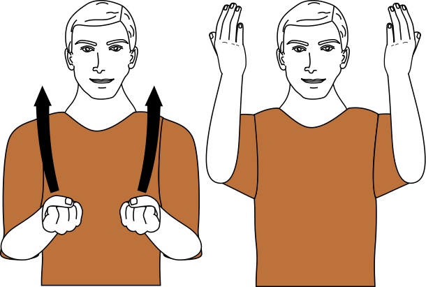 sign language for sacrifice