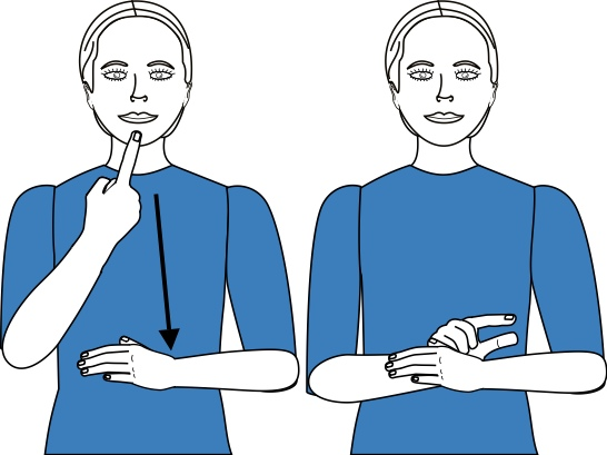 sign language for guarantee